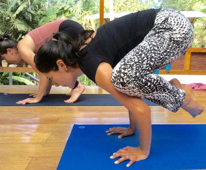 Casa Verde Retreat - Wendy Green - Yoga - Raw Food - Hiking and Nature - Mindo Ecuador - Ashtanga