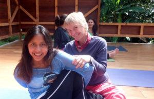 Wendy Green Yoga - Raw Food Yoga Hiking Retreat - Ecuador