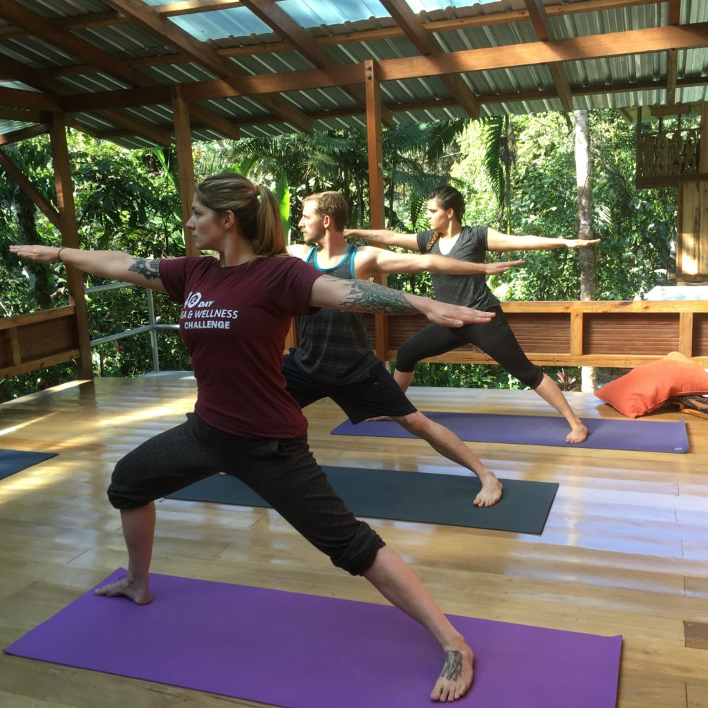 Casa Verde Retreat - Wendy Green - Yoga - Raw Food - Hiking and Nature - Mindo Ecuador - Gallery Photos