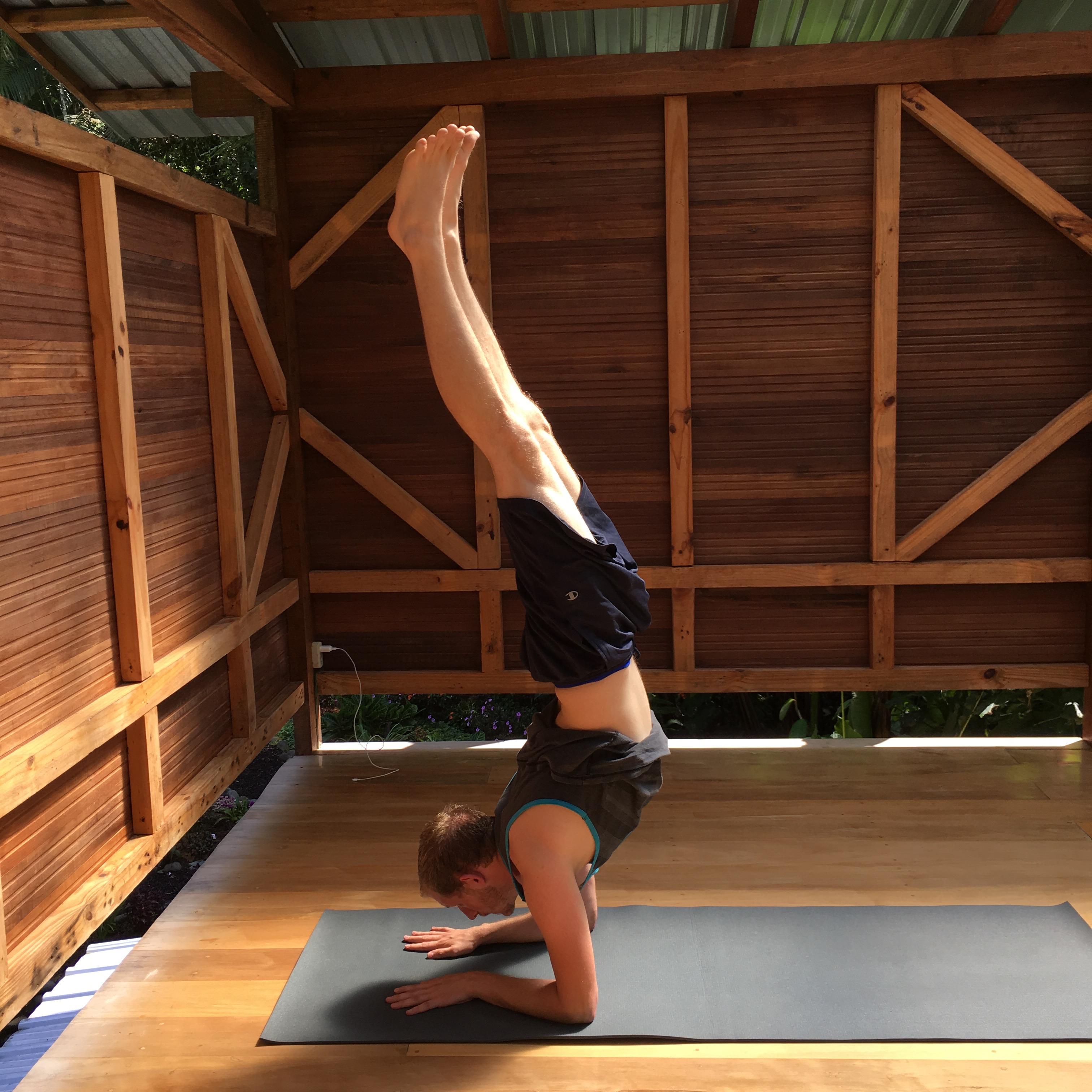 Ashtanga yoga retreat Ecuador