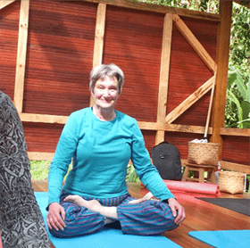 Casa Verde Retreat - Wendy Green - Yoga - Raw Food - Hiking and Nature - Mindo Ecuador - Yoga