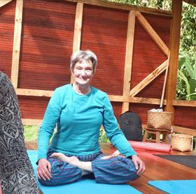 Casa Verde Retreat - Wendy Green - Yoga - Raw Food - Hiking and Nature - Mindo Ecuador - Yoga
