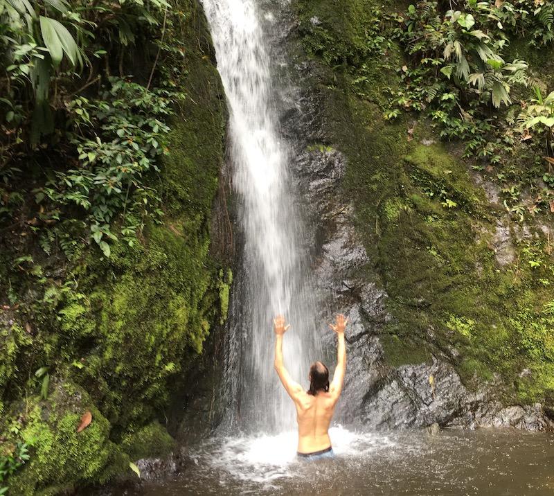 hiking yoga retreat