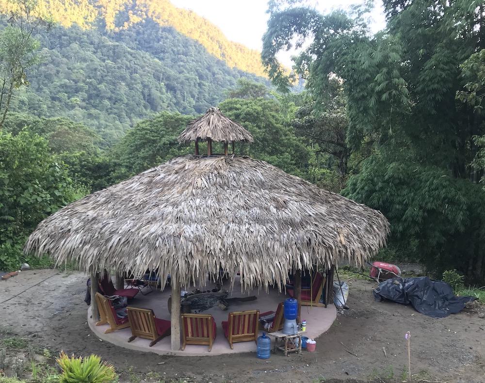 ayahuasca retreat Ecuador